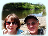 Belinda and Mike - follow our tourist travels in the UK
